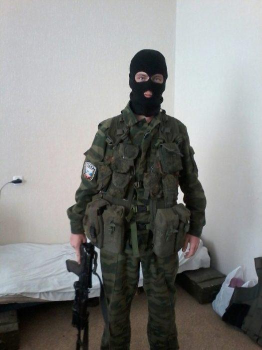 На Харьковщине задержали боевика террористической организации «ДНР»