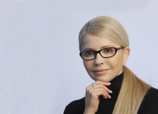 Юлия Тимошенко поздравила украинок с 8 марта