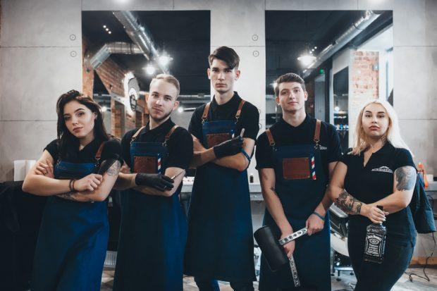Retro Barbershop в Харькове