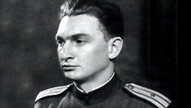 поэт Слуцкий Борис