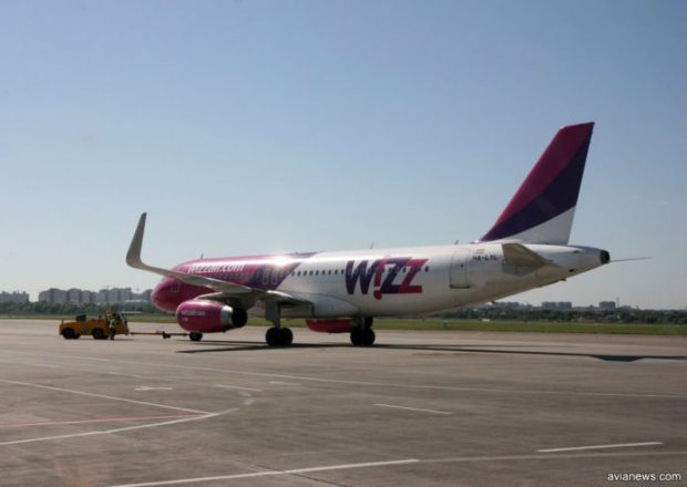 Wizz Air на полтора месяца сдвинул старт рейсов Краков-Харьков