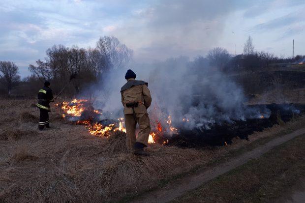На Харьковщине 86 пожаров нанесли вред окружающей среде, повредили 8 застроек и забрали человеческую жизнь