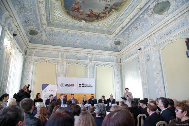 В Харькове открылся бизнес-инкубатор