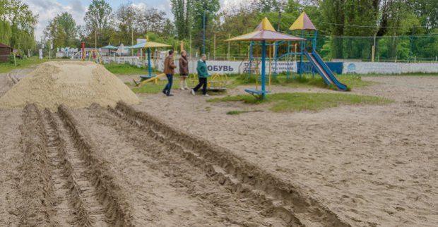 В Харькове готовят к открытию места массового отдыха у воды