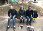 В лесополосе на Салтовке трое ограбили жителя Луганщины