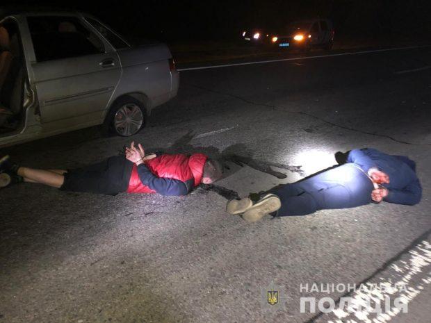 Под Харьковом водитель сбил насмерть человека и скрылся с места совершения ДТП