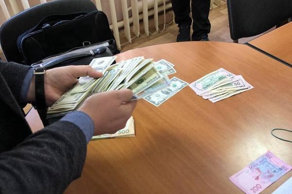 В Харькове разоблачили инспектора ГСЧС на вымогательстве с предпринимателей