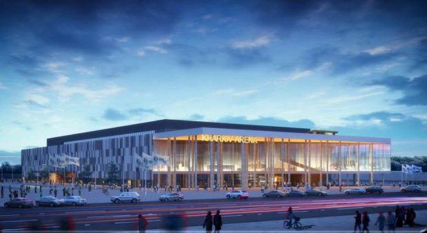 В Харькове передумали возводить новую спортарену и построят очередной жилой комплекс