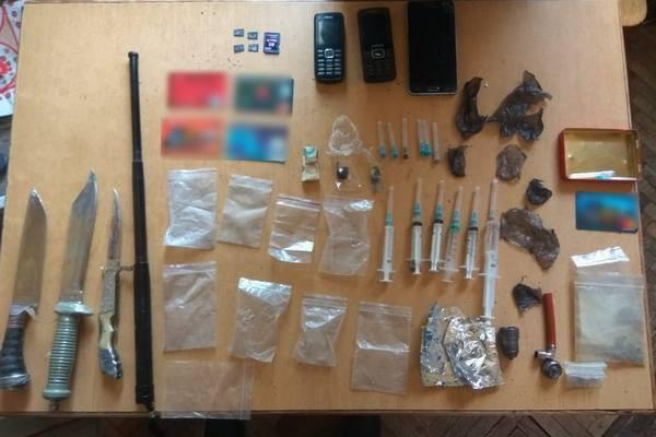 В Харькове разоблачили группу наркозакладчиков, которые торговали метадоном на территории города и области