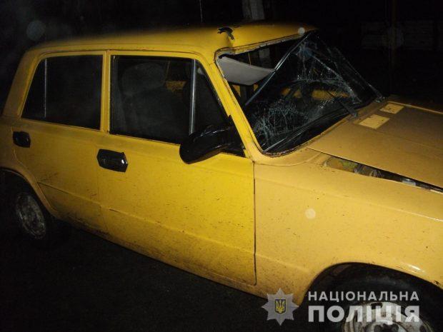 Под Харьковом в результате аварии погиб пешеход