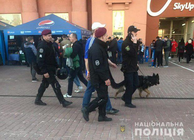 В Харькове на столичных фанатов открыли два уголовных дела