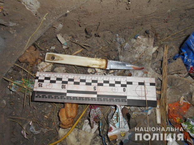 Под Харьковом на улице подростка ранили ножом в шею