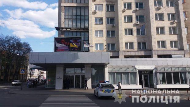 Полиция не обнаружила никаких взрывных устройств в заведениях Харькова