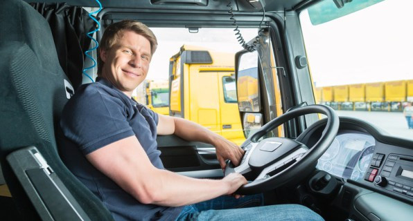 Вакансия Водитель грузового авто