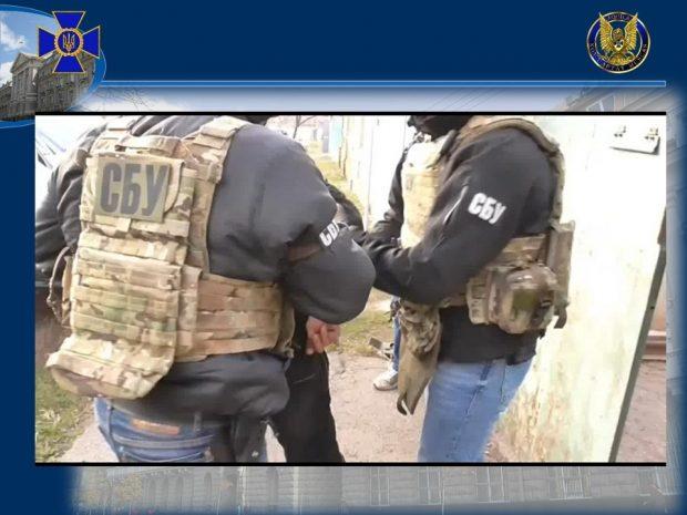 Харьковский полицейский сотрудничал со спецслужбами РФ