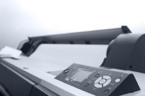 печать плоттер