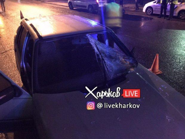 В Харькове в ДТП погибла студентка