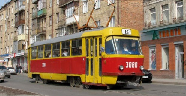 Трамваи №6 и 8 временно изменят маршруты движения