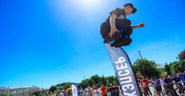В парке Горького пройдет фестиваль уличных культур