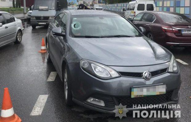 В Харькове в результате ДТП пострадал несовершеннолетний