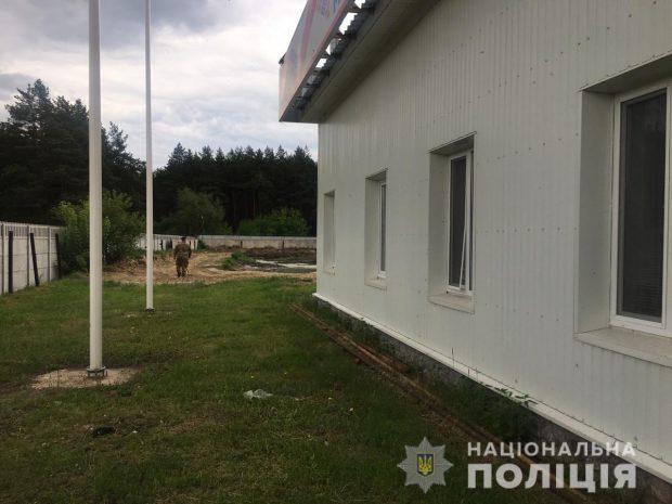 Под Харьковом мужчина отомстил руководству мясокомбината за невыплату зарплаты