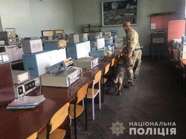 В колледж в центре Харькова искали бомбу