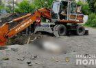 Под Харьковом в канализационном коллекторе произошел выброс газов