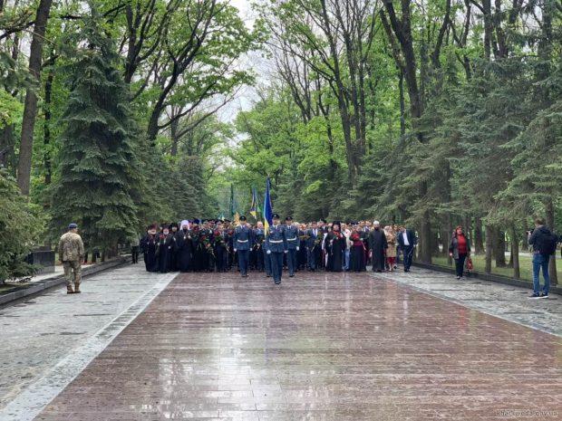 В Харьковской области состоялись мероприятия по случаю Дня памяти и примирения