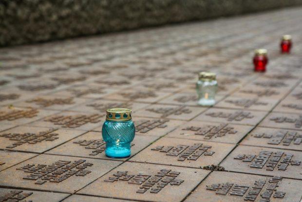 В Харькове почтили память жертв политических репрессий
