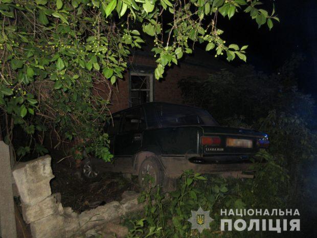 На Харьковщине водитель легковушки сбил женщину
