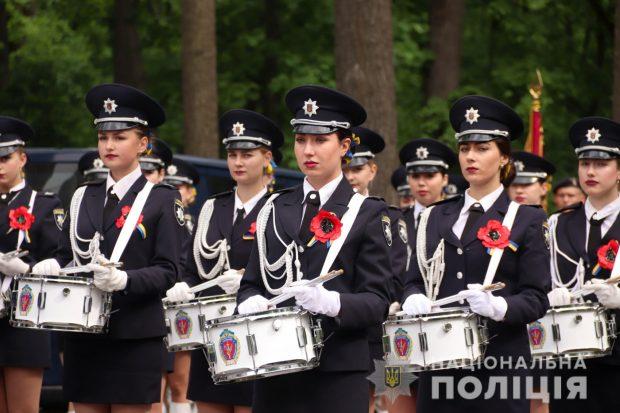 На Харьковщине торжества по случаю Дня памяти и примирения прошли спокойно - полиция