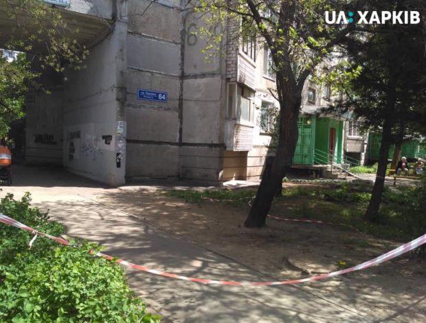 На Алексеевке стреляли в работника полиции