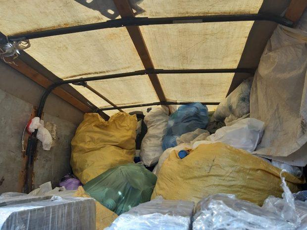 На Павловом Поле открыли новый центр сортировки отходов