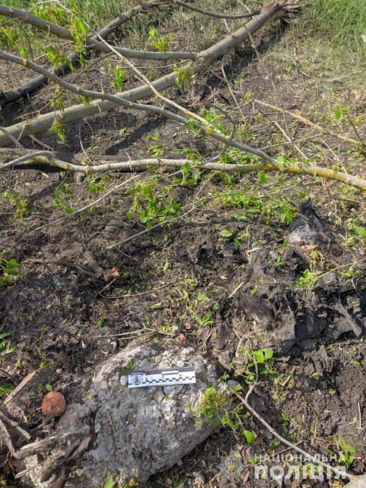 На Харьковщине в результате взрыва боеприпаса погиб человек