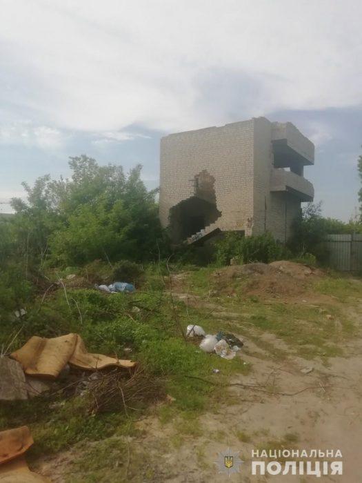 В Харькове на заброшенной стройке нашли труп женщины