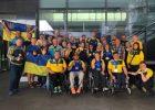 Харьковские паралимпийцы завоевали четыре золотых медали на чемпионате Европы по армспорту