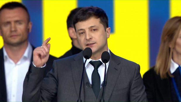 Депутаты назначили дату инаугурации Зеленского