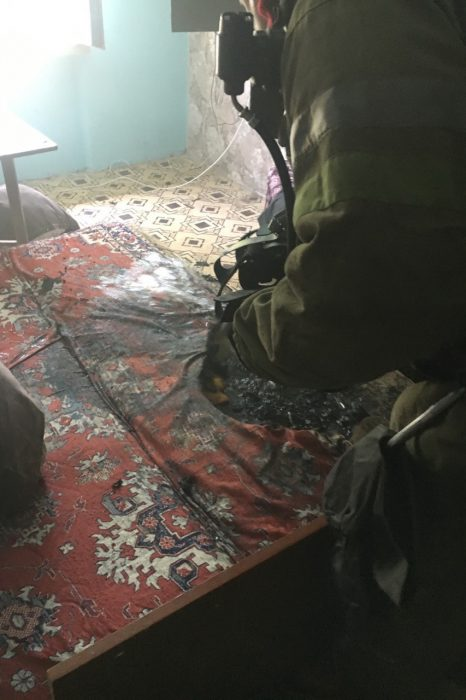 В пятиэтажке Харькова горела квартира
