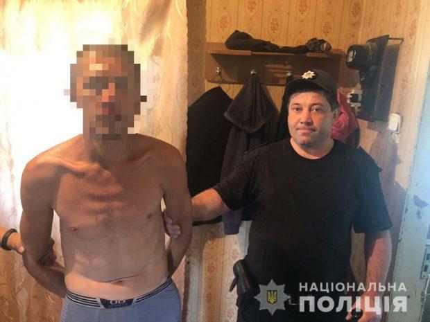 В Харькове мужчина нанес ножевое ранение знакомому