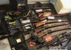 На Харьковщине из незаконного оборота изъято 35 единиц оружия