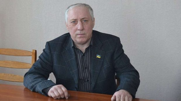 Кандидат Анатолий Банген