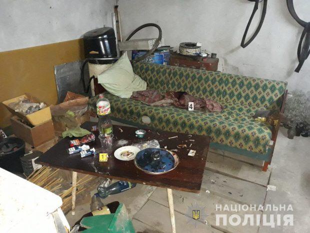 Полицейские Харьковщины оперативно раскрыли покушение на умышленное убийство