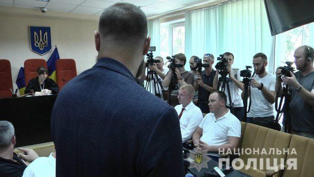Подозреваемого в нападении на харьковского оператора выпустили под домашний арест
