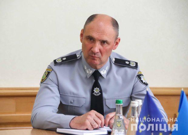 Глава Нацполиции Харьковщины накануне сессии горсовета встретился с активистами и городской властью
