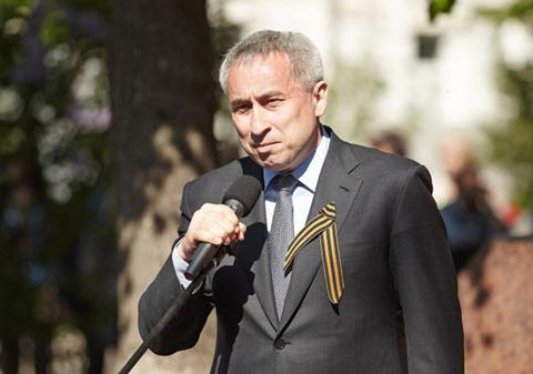 Кандидат Владимир Мысик