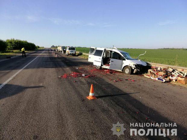 В Харькове столкнулись Газель и Volkswagen: одному из водителей оторвало руку