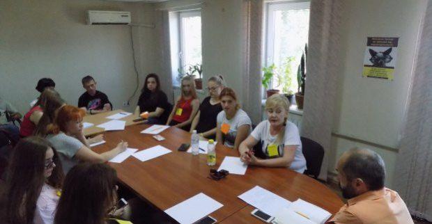 В городском приюте для животных открылась Школа волонтеров
