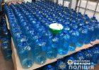 В Харькове два брата тоннами продавали произведенный в своем цеху алкоголь