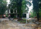 Реконструкция сада Шевченко: вместо туалета строят мини-отель