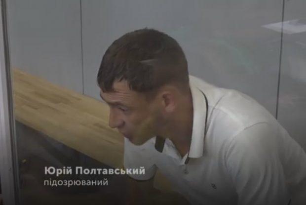 Поджигатель палатки был замешан в нападении на члена ХАЦ Лисичкина